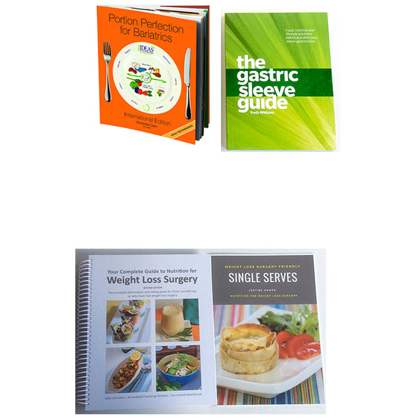Gastric Sleeve 4 Book Pack 2