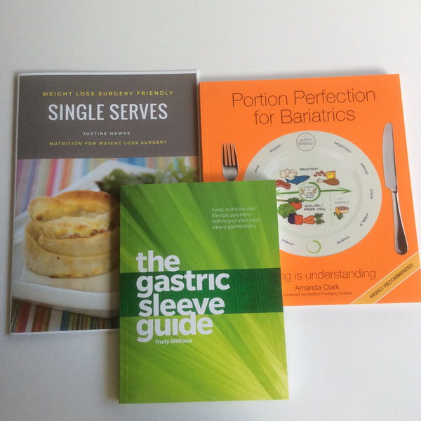Basic Sleevers Bariatric Book Pack 3