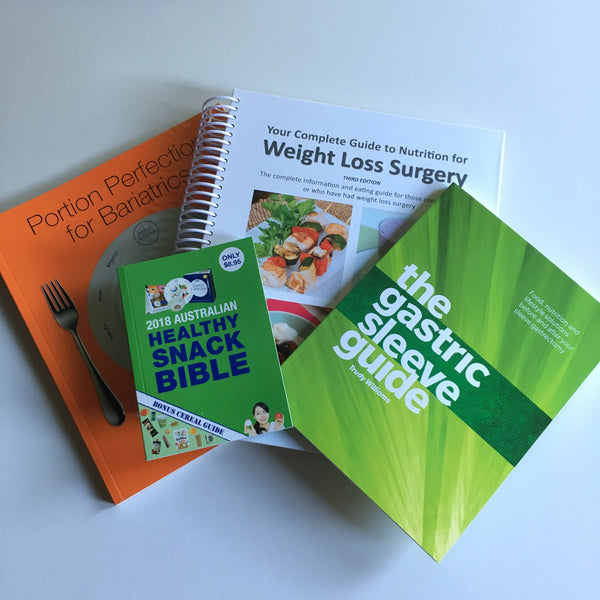 Gastric Sleeve 4 Book Pack