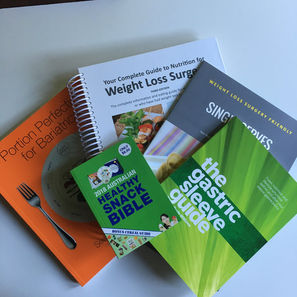 Gastric Sleeve 5 Book Pack