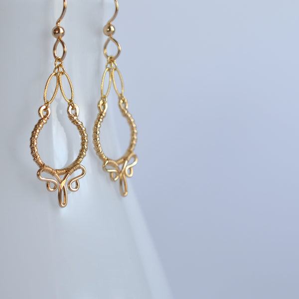 Nolita - 14k Gold Filled Earrings