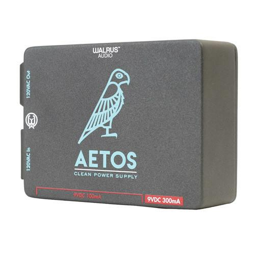 Walrus Audio Aetos (8-Output) Power Supply [120 volt US ONLY]