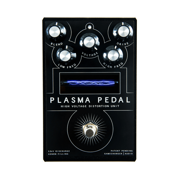 Gamechanger Audio Plasma Pedal