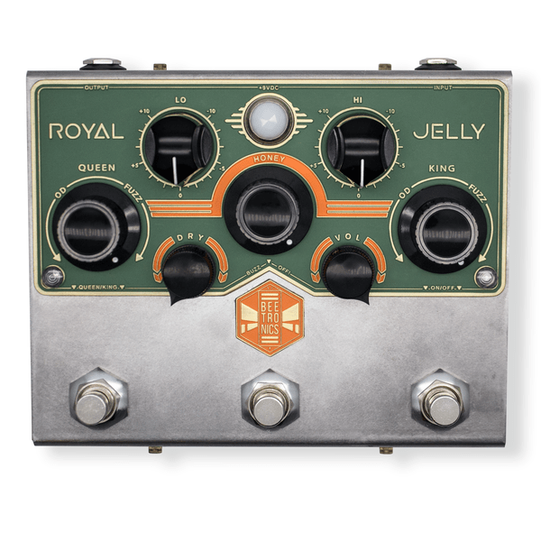 Rent Beetronics Royal Jelly Overdrive/Fuzz