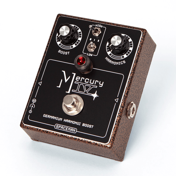 Spaceman Mercury IV / Germanium Harmonic Boost (Vintage Copper Edition)