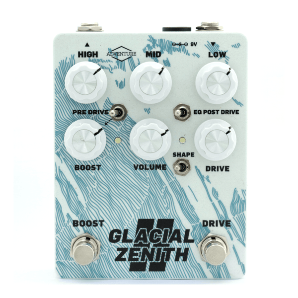 Adventure Audio Glacial Zenith II