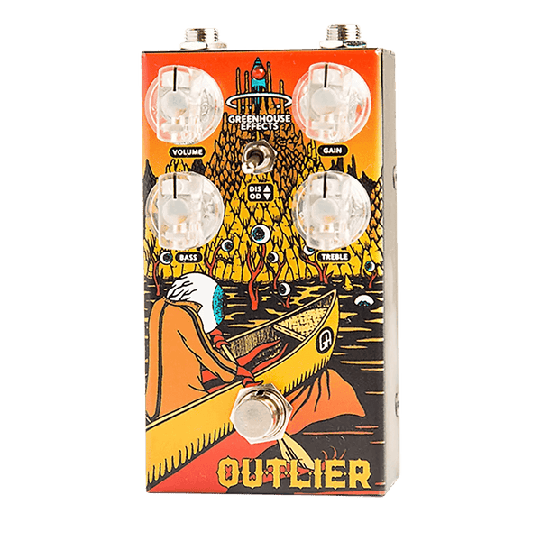 Greenhouse Effects Outlier Distortion