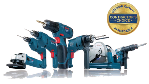 Bosch Contractor's Choice