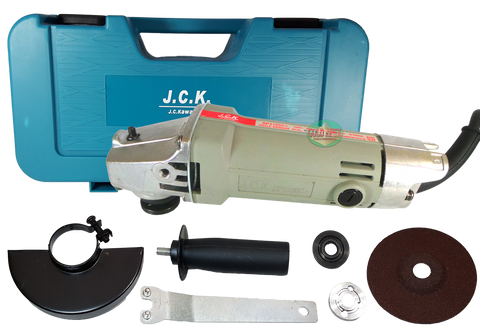 JC Kawasaki SP3100C+ Angle Grinder With Carrying Case - goldapextools
