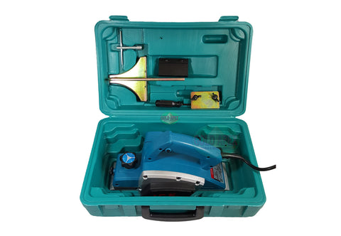 JCK 8210C Wood Planer with Carrying Case - goldapextools