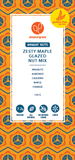 Amazin'Graze's Zesty Maple Glazed Nut & Seed Mix