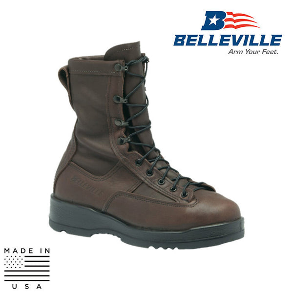 BELLEVILLE 330 ST WET WEATHER STEEL TOE FLIGHT BOOTS