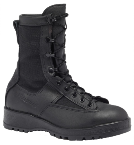 200G INSULATED WATERPROOF COMBAT AND FLIGHT BOOT