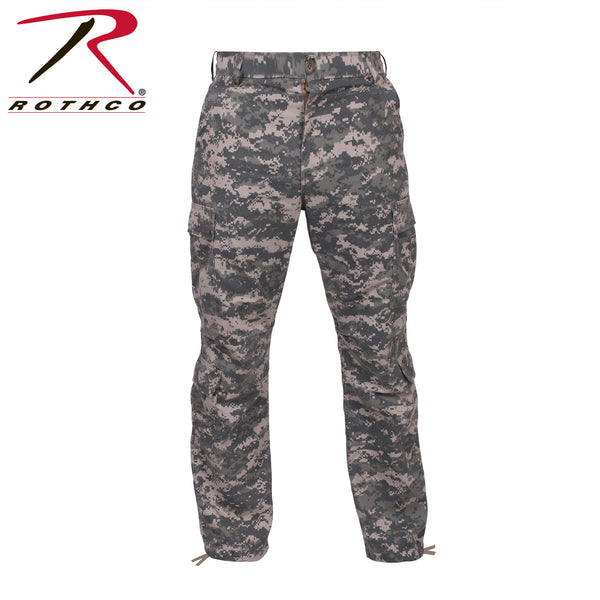 Acu Digital Rothco Digital Camo Tactical BDU Pants
