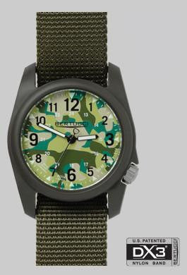 BERTUCCI COMMANDO CAMO FIELD WATCH