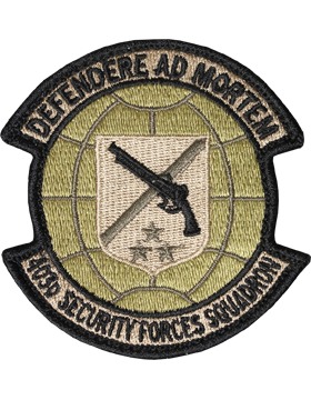 OCP 403RD SECURITY FORCES SQUADRON VELCRO