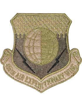 OCP 455TH AIR EXPEDITIONARY WING VELCRO