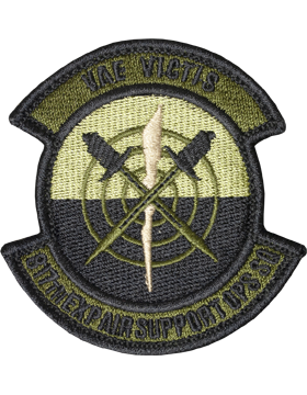 OCP 817TH EXP AIR SUPPORT OPS SQUADRON VELCRO