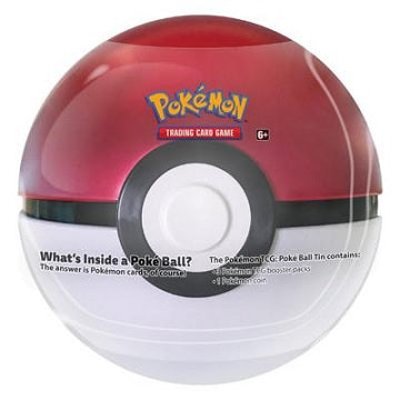 Pokémon - Poké Ball Tin - PREORDER (NOV 30 2018)