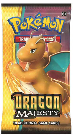 Pokémon: Dragon Majesty Booster Pack