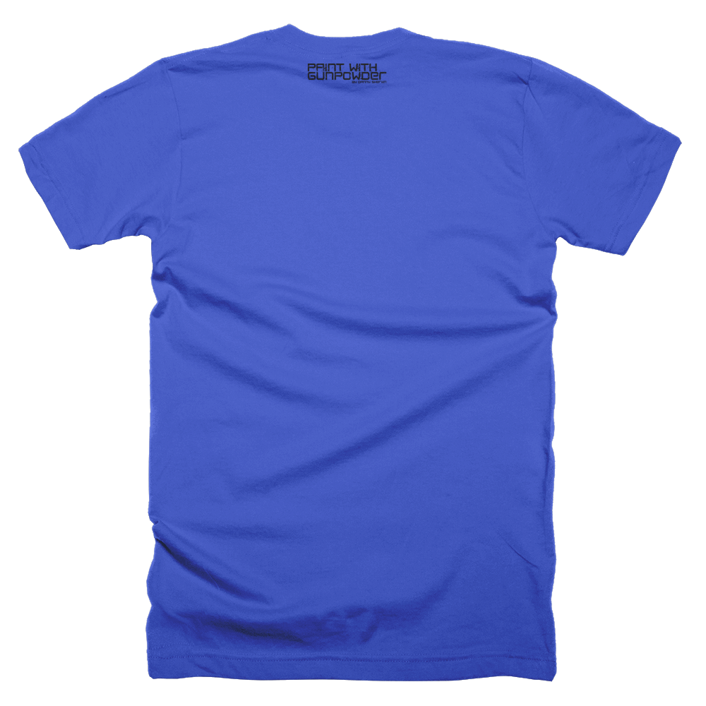 Standing On Rubble Short-Sleeve Fine Jersey T-Shirt
