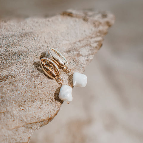 "The ""From The Ocean"" Earring"