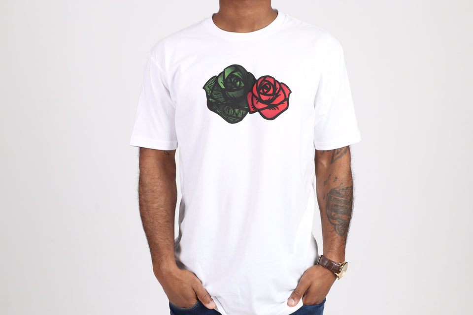 Money, Power, Flowers s/s tee