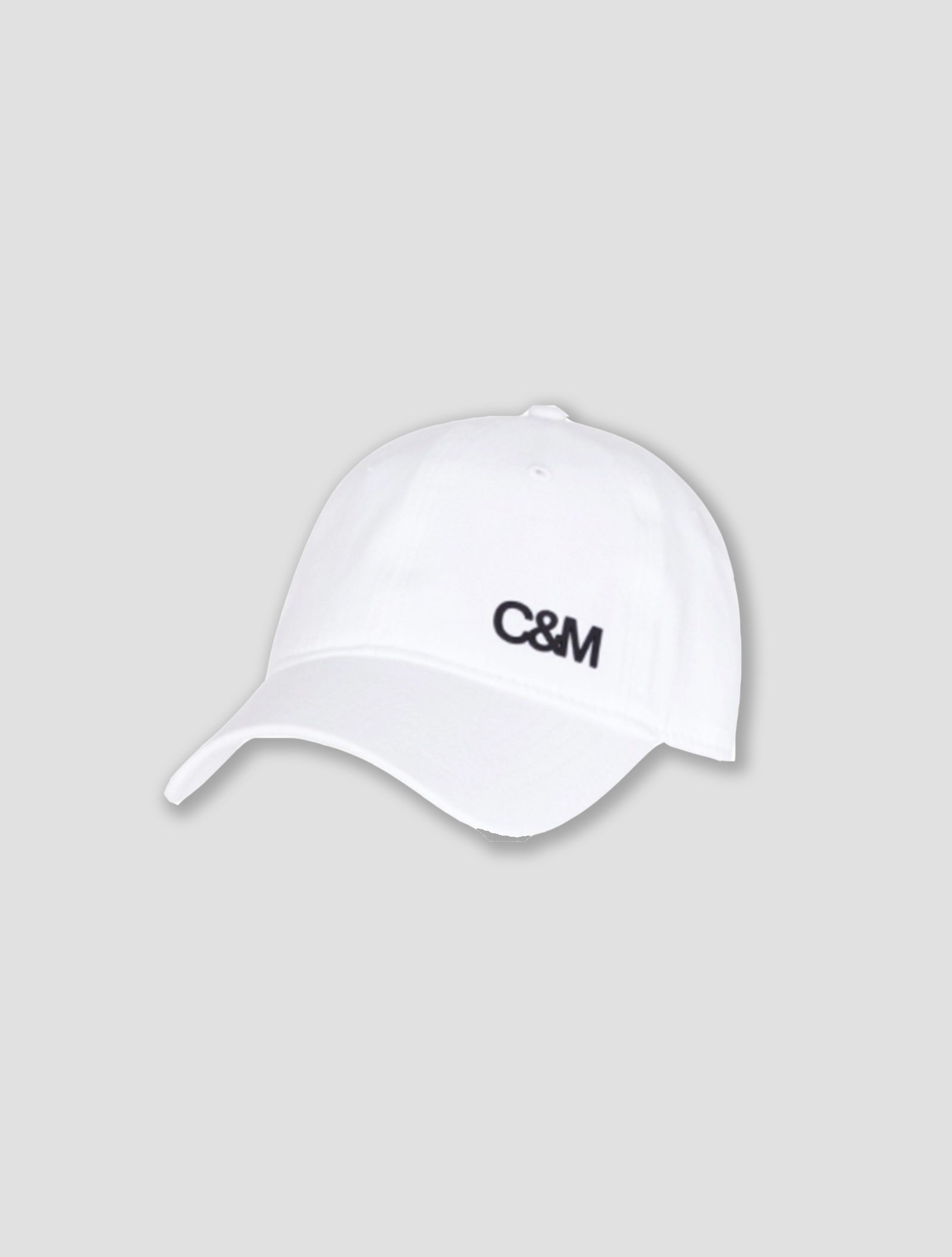 Helios Cap in White