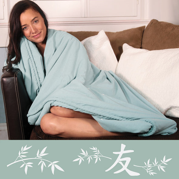 Faceplant Bamboo® Friendship Wrap Blanket