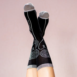 Faceplant Bamboo®Socks: Trust Your Gut