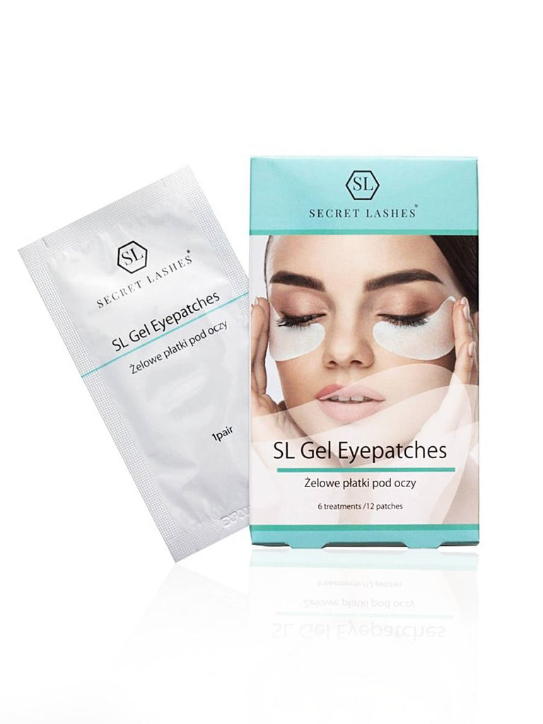 Eye Patch Hydrogel - 6 par