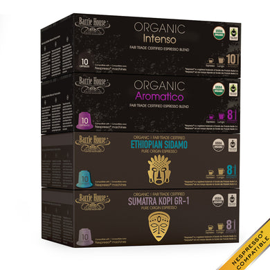 Espresso Dark Roast<br>FTO Capsules<br>40 ct Variety Pack