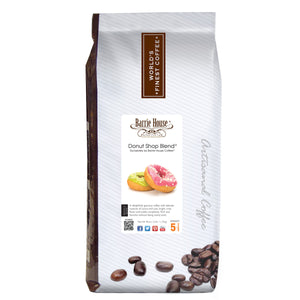 Barrie House Donut Shop Blend 2.5 lb Whole Bean