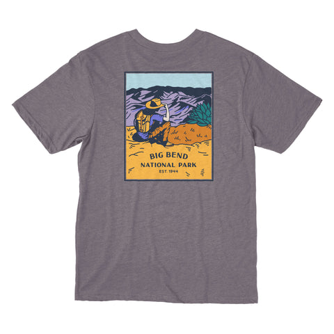 Big Bend National Park Shirt located in great West Texas