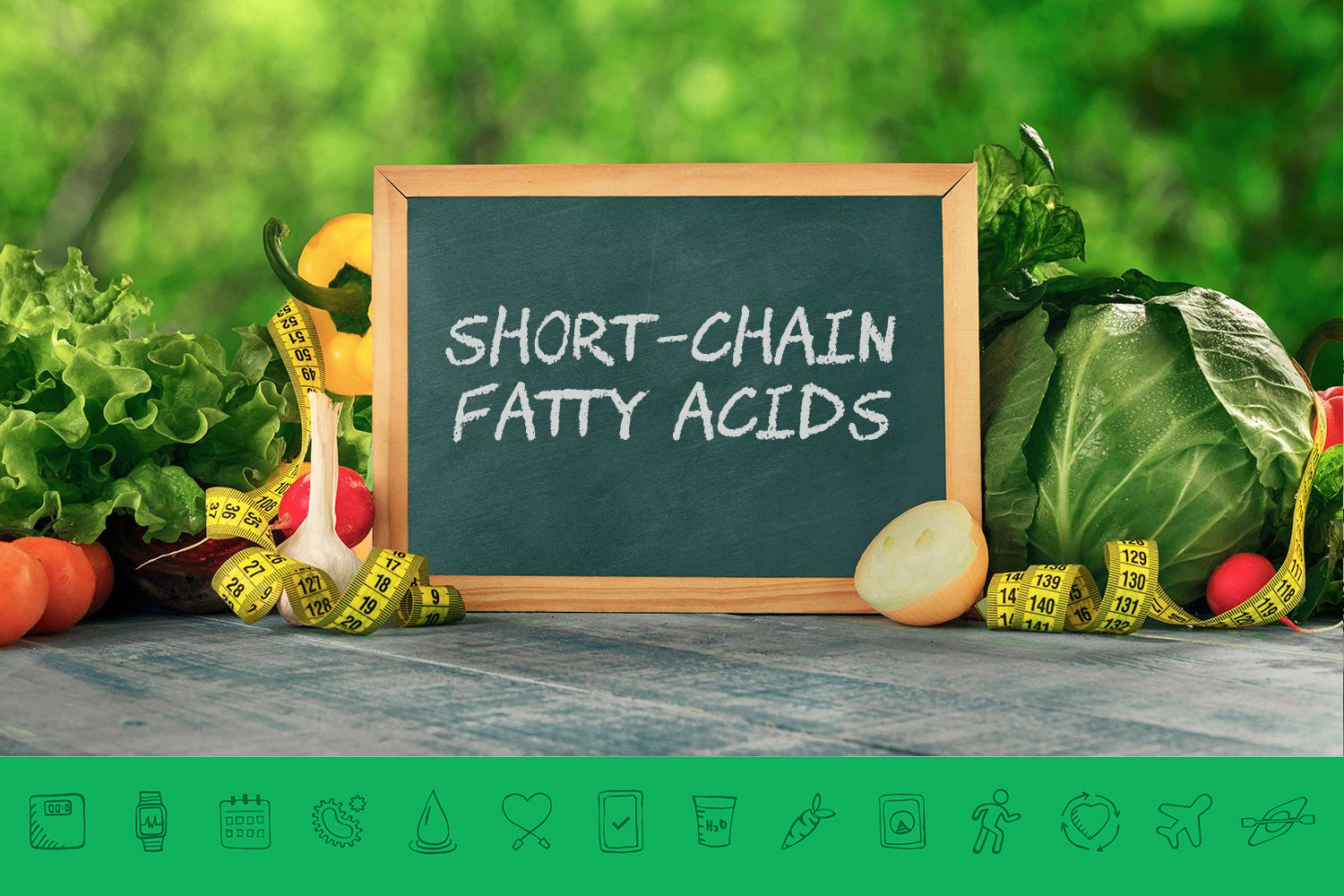 3 ways that Short Chain Fatty Acids can Improve your Health
