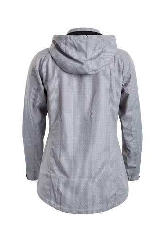 SUGOI Women's Zap Training Jacket, Light Grey Zap Alt (U704000F)