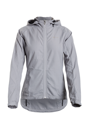 SUGOI Women's Zap Training Jacket, Light Grey Zap (U704000F)