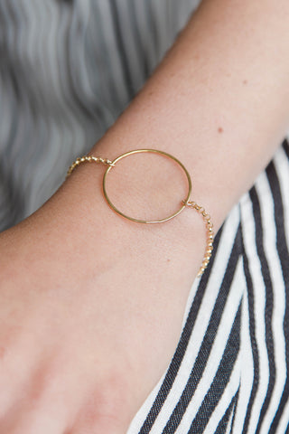 XL New Moon Bracelet