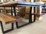 Trapezoid Table Legs