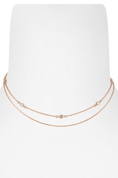 Elevated Necklace