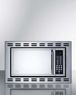 Summit Built-in Microwave Oven for Enclosed Installation