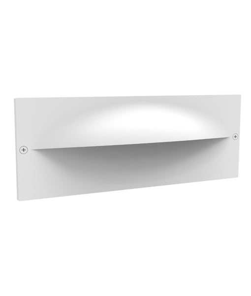 OGA: Exterior LED Recessed Wall Lights