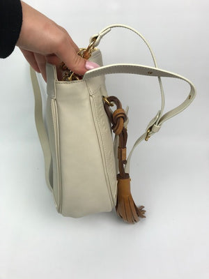 Brand New Chloe Eden Cross-Body Tassel Bag