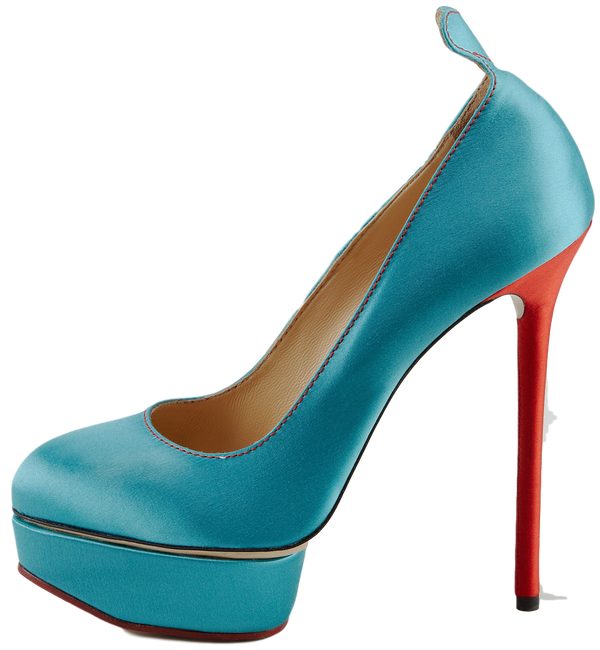 Brand New Charlotte Olympia Heels 36