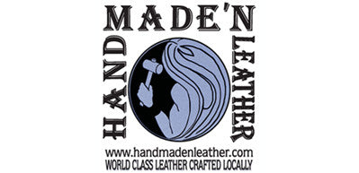 Handmade'n Leather's new website