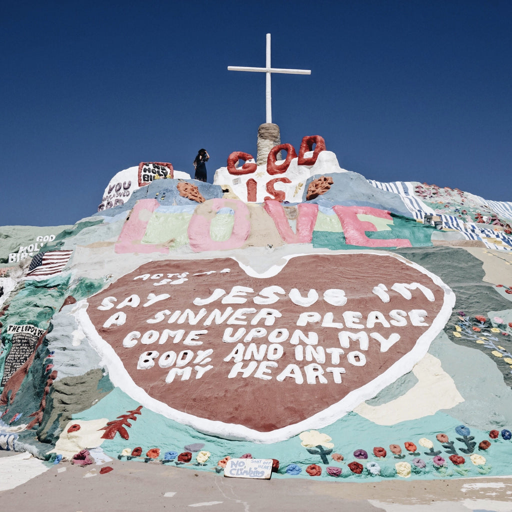 Road Trip Guide: Salvation Mountain