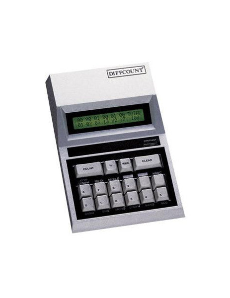 12 Channel Electronic Lab Counter