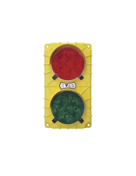 Stop/Go LED Signal Light - 24V DC (Slave Unit)