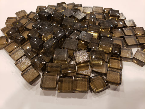 Bronze Fire Cubes
