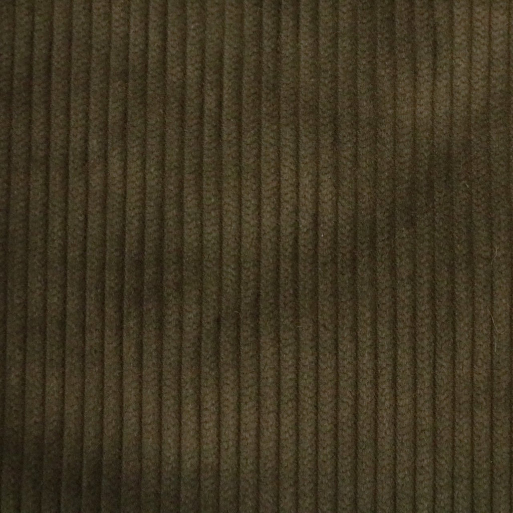 Glendale - 100% Cotton Corduroy Velvet Upholstery Fabric by the Yard -5 Colors